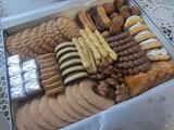 自由学園のクッキー。