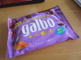 紫芋ガルボミニ。