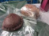 大人のチョコクリームパン。