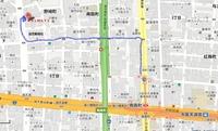 梅田ALWAYS市営地下鉄 南森町駅からのアクセス