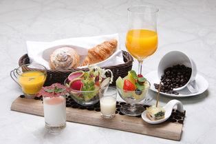 椿山荘ル・ジャルダン朝食