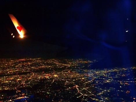 関東の夜景