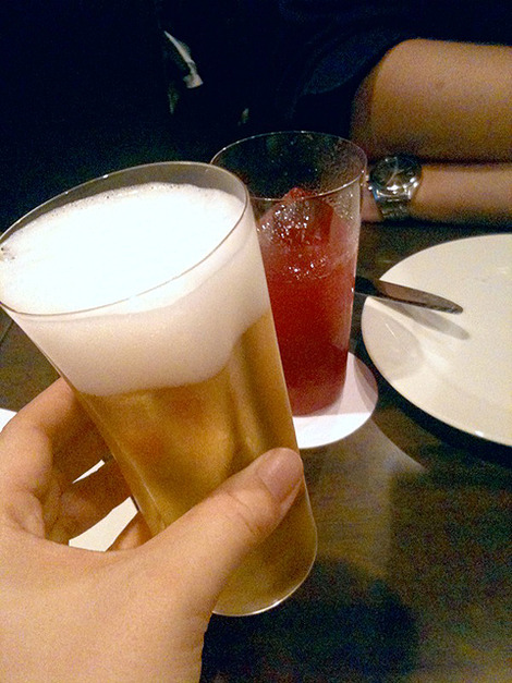 orion乾杯