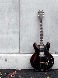 1967年製Gibson ES345。