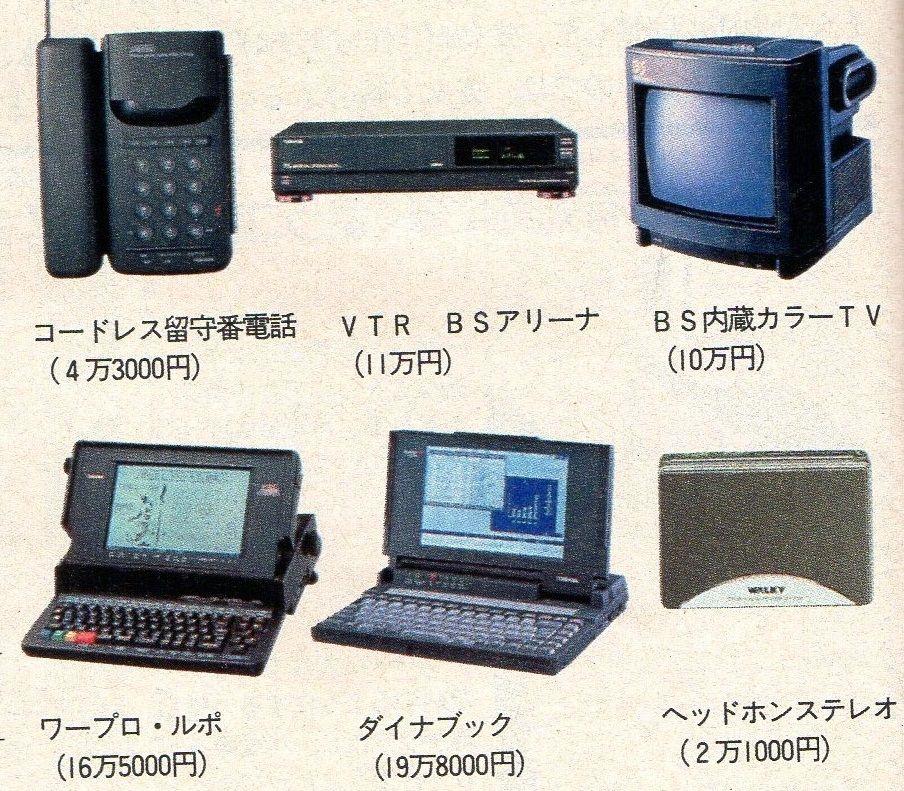 1991年のAV機器を見てみませんか : 科学と現実のはざまから