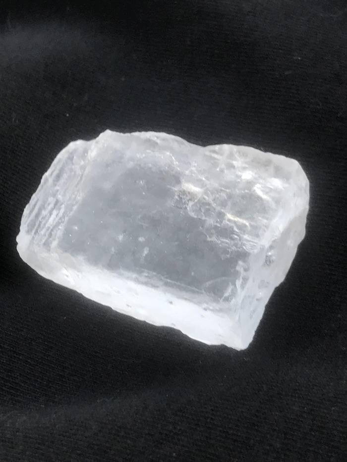 ワイ 岩塩を加工する