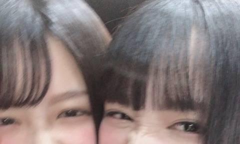 「AKB48矢作萌夏チャン はぁ大すち´˘ ♡最強ツインテール聞いてる すちすちびーむ」日向坂46渡邉美穂