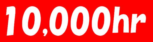 10000hr
