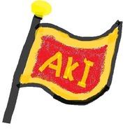 AKI旗印