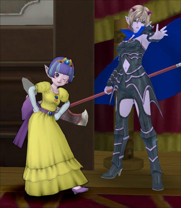 20210315ローラ姫のドレス