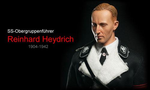 "3R】""ラインハルト・ハイドリヒ"" ナチス親衛隊大将 : AKIRA@OSSF"