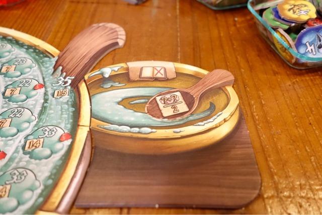 鍋に付ける追加タイルの写真