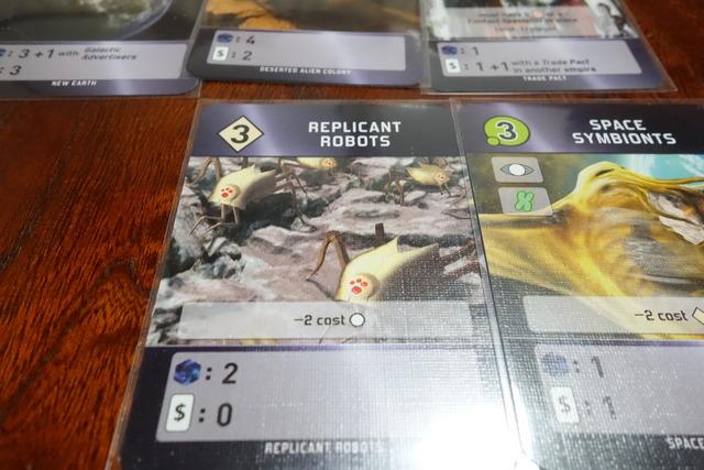 労働用ロボットのカード写真