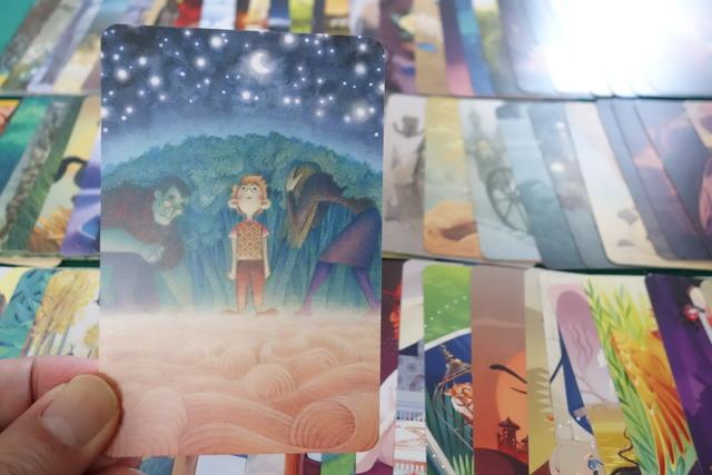 アニバーサリーのカード写真2