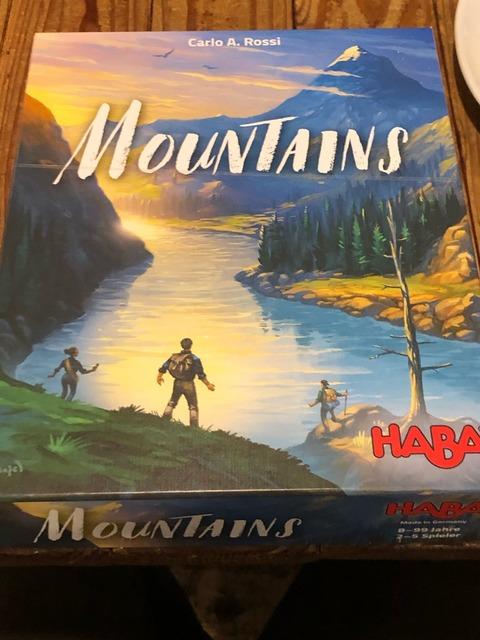 Mountainsパッケージ画像