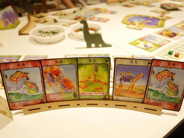 様々なカードの写真