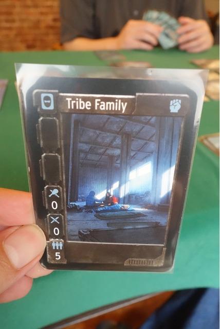 特別なカード
