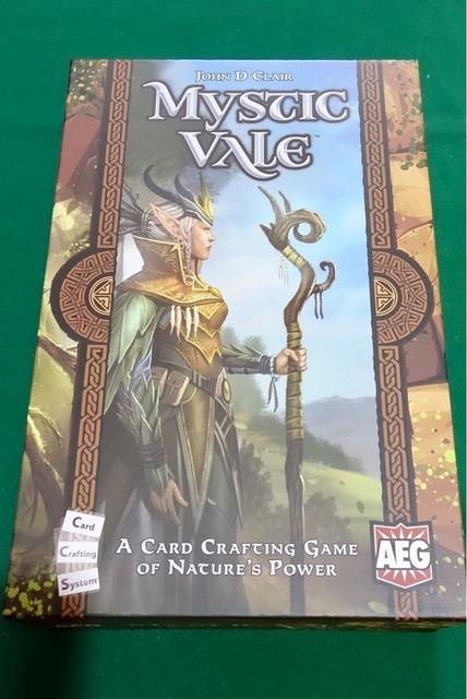 ボードゲーム ミスティックベール(Mystic VALE)のパッケージ