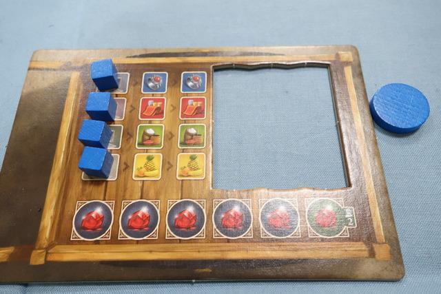 プレイヤーボードの写真