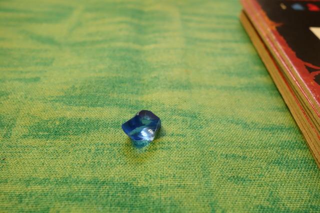 3Dウボンゴの宝石