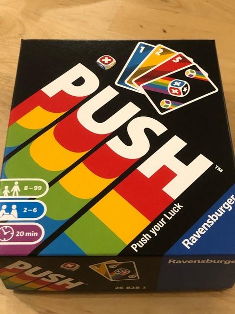 pushのパッケージ写真