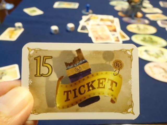 15点のカード