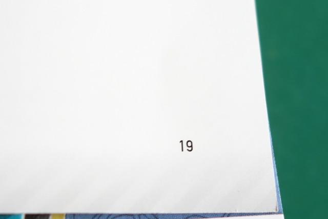 ルールブックの最終頁