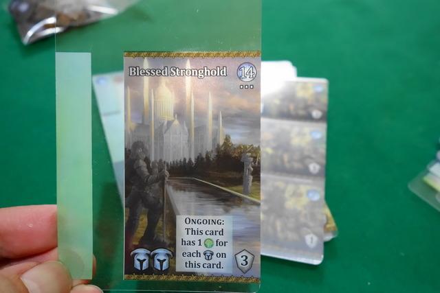 2枠分を占める新たな進歩カード
