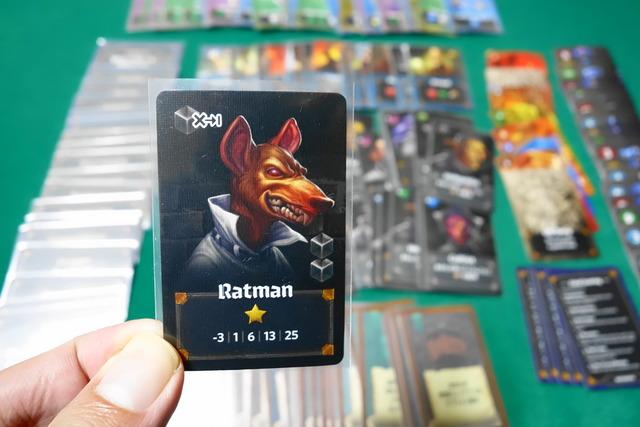 ラットマンのカード