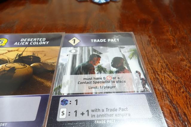 trade pactのカード写真