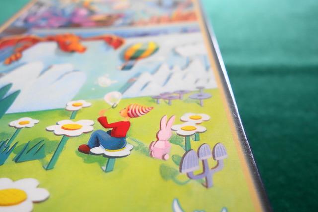 パッケージに描かれているウサギ画像