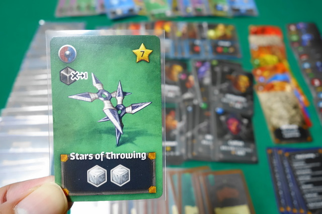 Card:Stars of Throwing