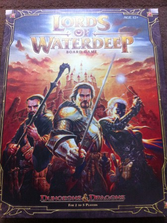 Lords_of_waterdeep パッケージ表