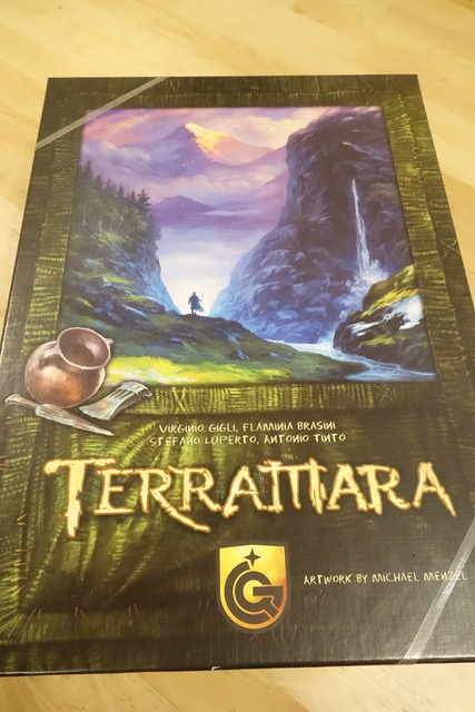 テラマラのパッケージおもて写真