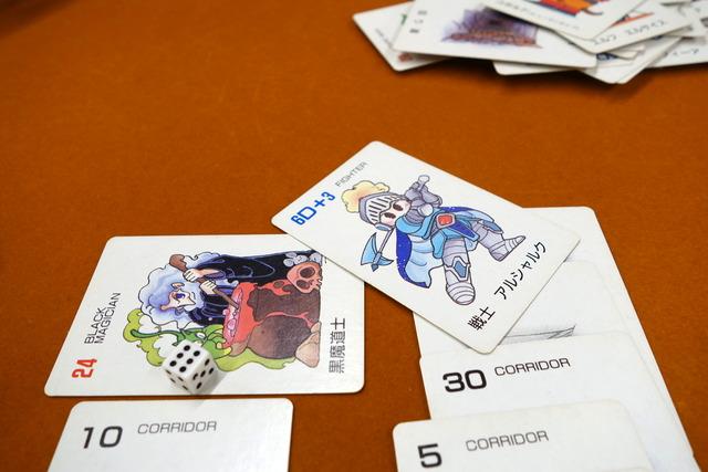 戦士アルシャルクのカード
