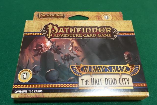 アドベンチャーパック1「The Harf-Dead City」の写真
