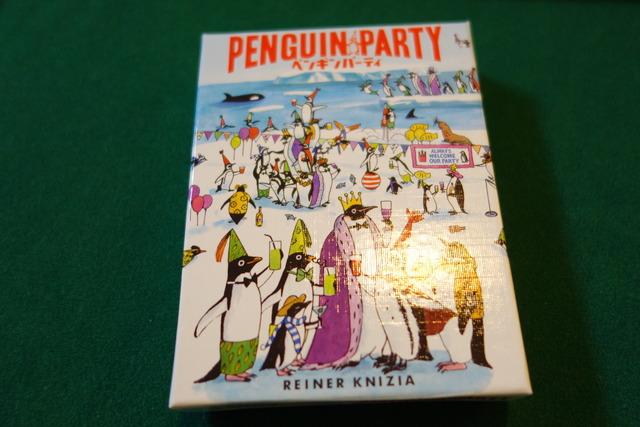 ペンギンパーティーのパッケージ
