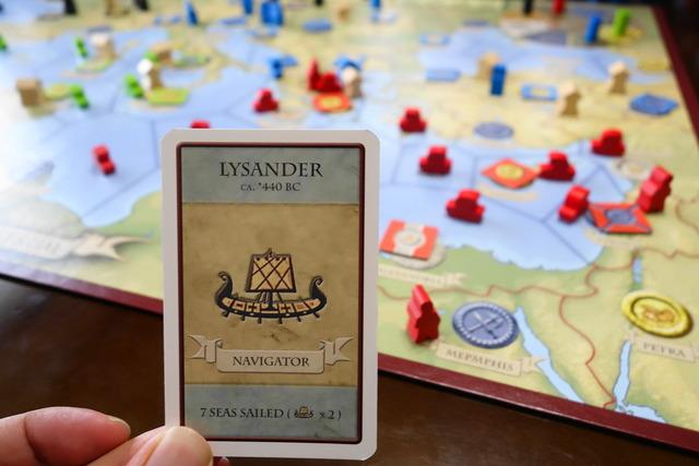 Card Lysander