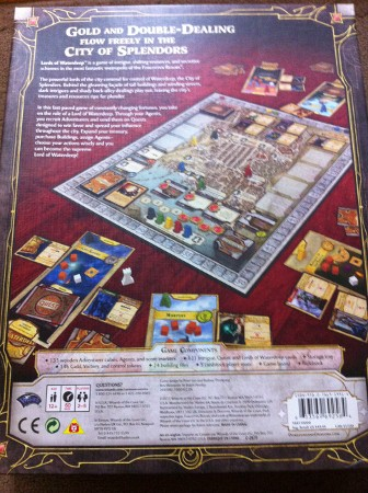 Lords_of_waterdeep パッケージ裏