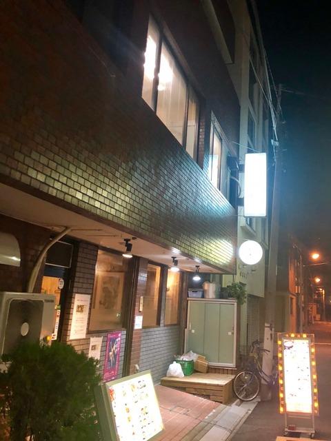 上野上さまがあるビルの写真