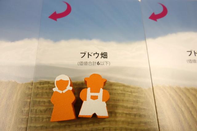 「トスカーナ」で加わった駒の写真