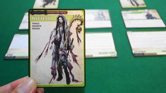 ニュクテッサのカード写真