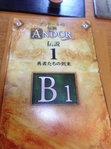 B1カード