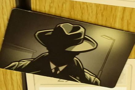 暗殺者のカード写真