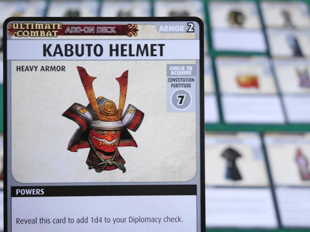 KABUTO HELMETのカード