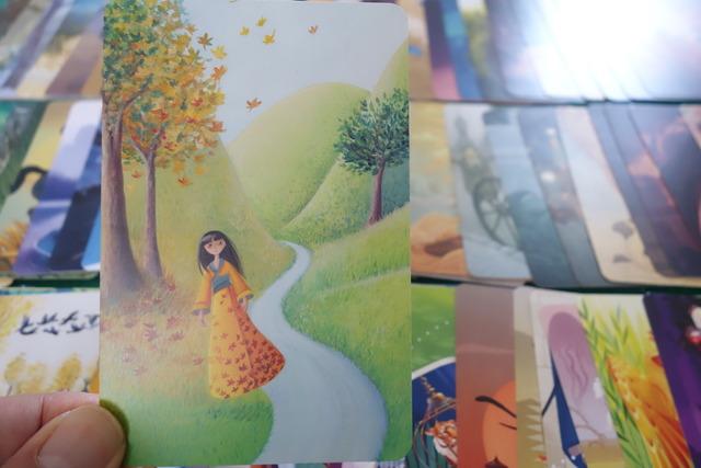 アニバーサリーのカード写真3