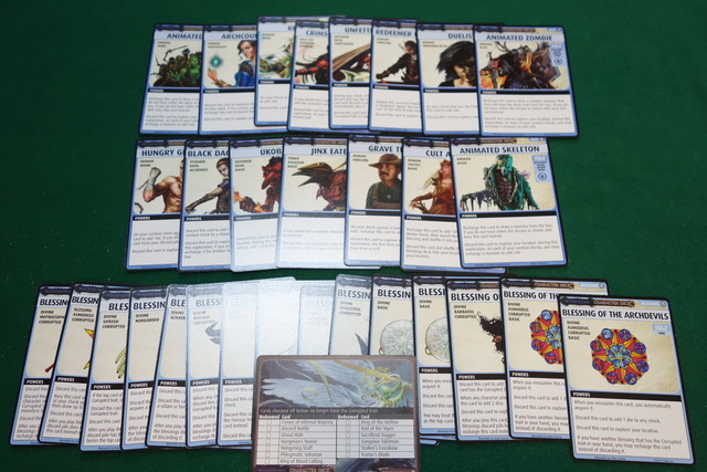 全仲間カードと祝福カード3