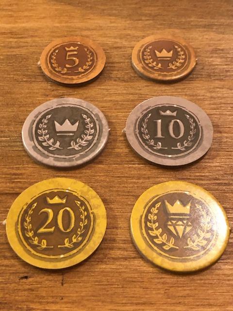 コインの種類