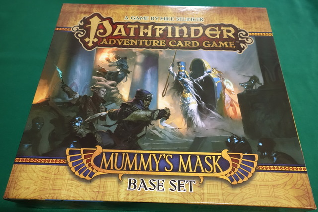 Pathfinder Adventure Card Game Mummy's Mask Package