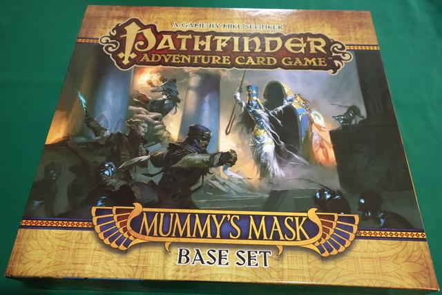 Pathfinder Adventure Card Game Mummy's Mask
